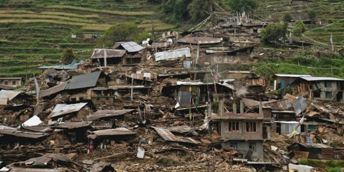 Which earthquake can be considered as deadliest Earthquake?