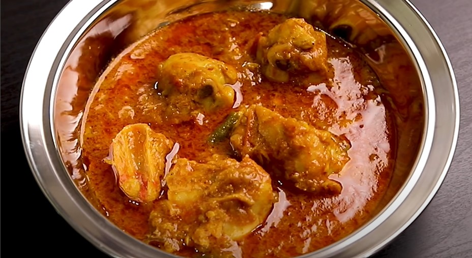 Crave of the Chicken Curry Recipe: 3 Easy Steps