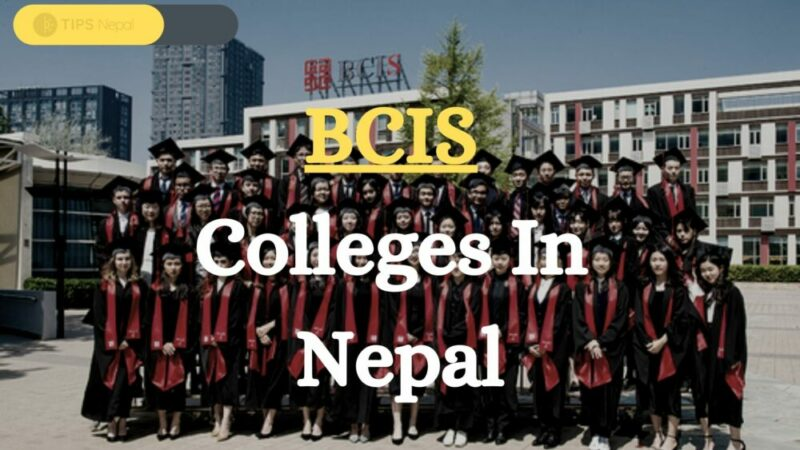 Best 4 BCIS Colleges Of Nepal And Some FAQ's About BCIS