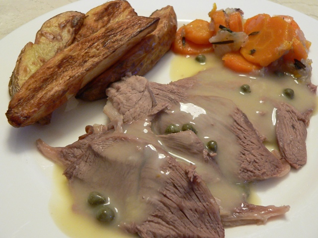 3-Step Recipe for Poached Mutton - The Perfect Pleasure