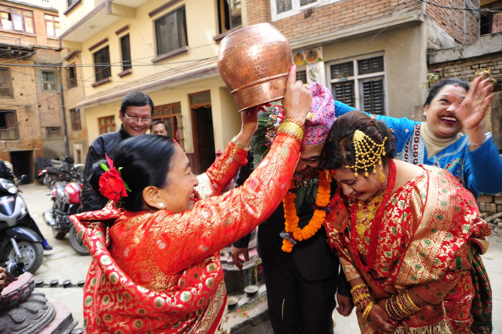 Newari Wedding: 7 Interesting Things You Probably Didn't Know