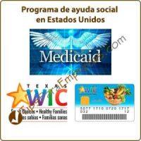 Programas de ayuda social en Estados Unidos