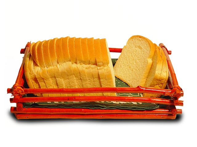 Roti Tawar   Img:freeimages.com
