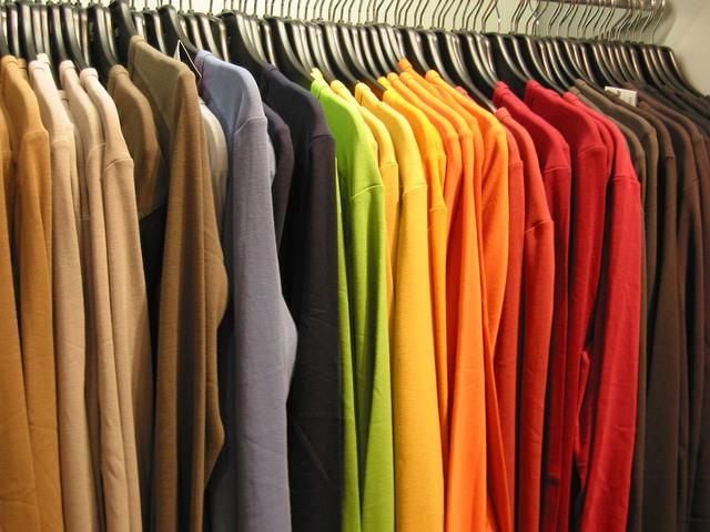 Ilustrasi Pakaian I Img: freeimages.com