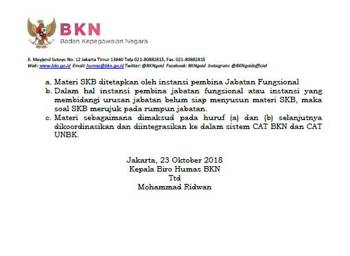 Jadwal dan Lokasi Tes SKD CPNS KAB PIDIE 2018 Peserta Lulus Seleksi Administrasi SSCN.