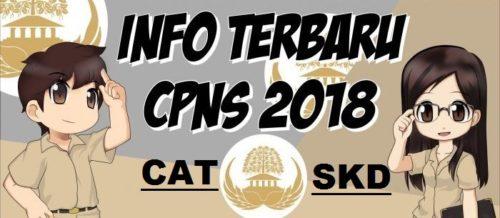 Pengumuman Hasil Tes CAT SKD CPNS BPIP 2018 Seleksi Kompentensi Dasar.