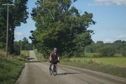 Miles of amazing riding on the Overlook / Bridgeman Hill Road