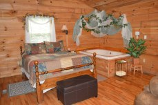 townsen tn cabin for two