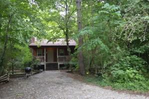 townsend cabin rental near little river