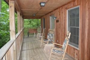 townsend cabin rental near river