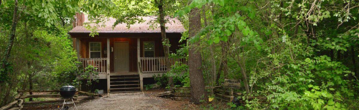 rustic cabin rentals near cades cove