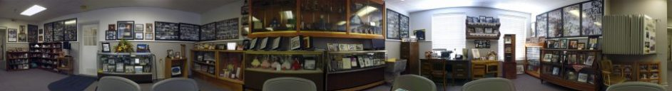 Tipton Children's Home Museum Panorama