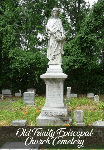 Old Trinity Episcopal Church Cemetery
