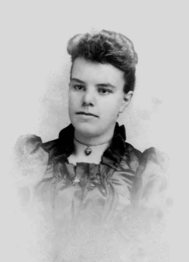 Catherine Pickett Crippen Gillespie was born on February 19, 1868, in Wisconsin. She died on July 20, 1947, in Acadia, Louisiana, at the age of 79. Third wife of GB Gillespie.