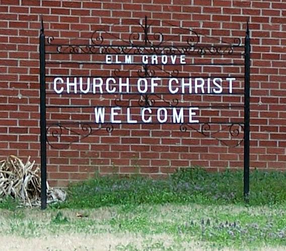 Elm Grove Church of Christ Burlington, TN