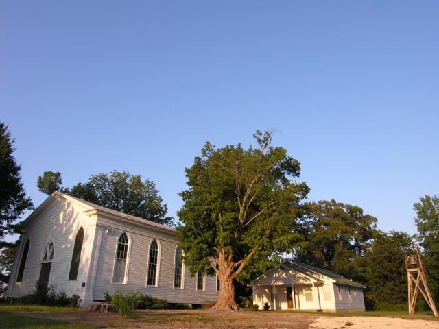 Mt Carmel Presbyterian Church in Covington Tennessee