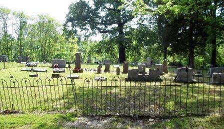 Smyrna Cemetery in Burlison Tennessee