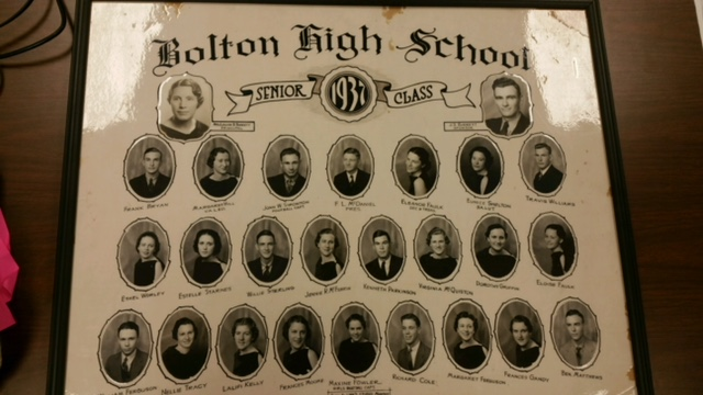 Bolton High School