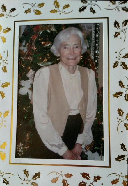 Dorothy Zelle Moore Nichols 2