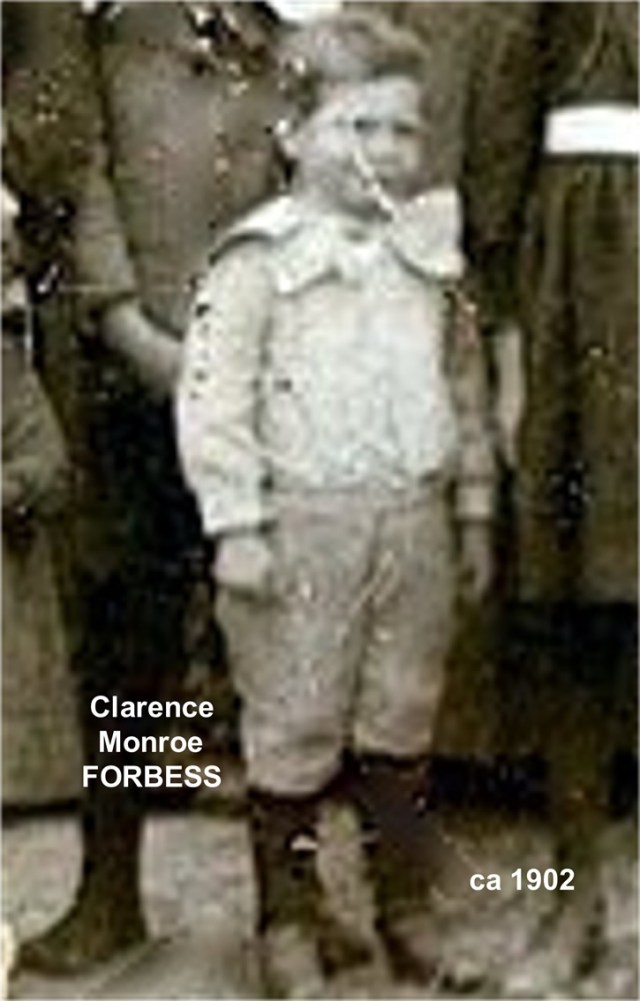 FORBESS, Clarence Monroe
