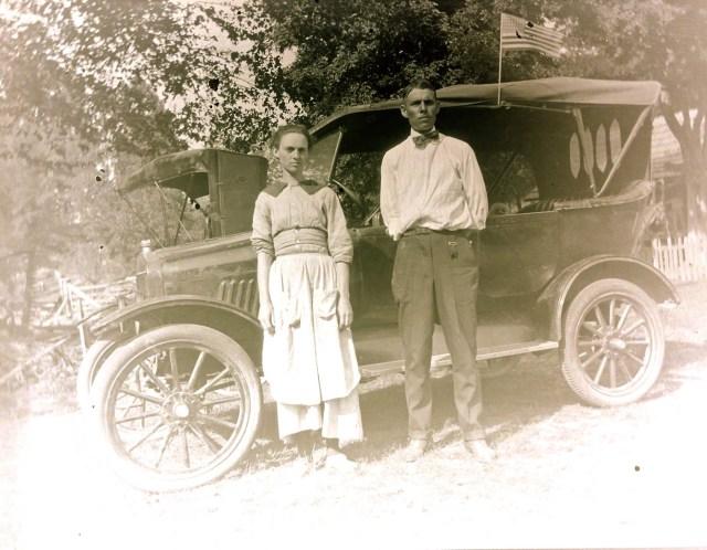 Georgia and John Bowers