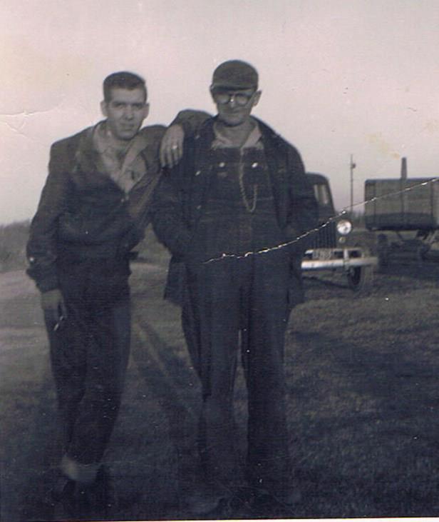 Harry Delaney & W.E. Searcy