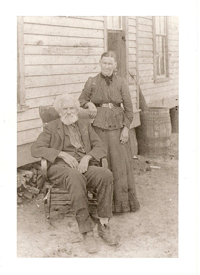 James Daniel Easley, Mary Jane Pickard