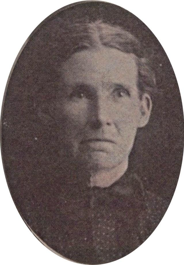 Jane Helen Hindman Caskey