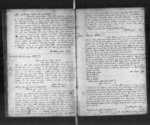 Borum, James - Last Will and Testament