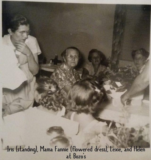 Mama Fannie's Birthday