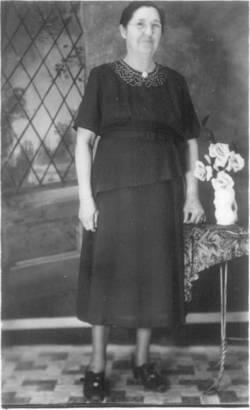 Mary Pearl Thompson Willis