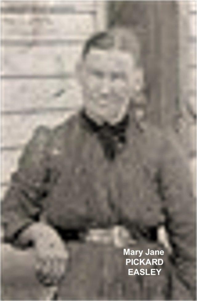 Mary Jane Easley Pickard
