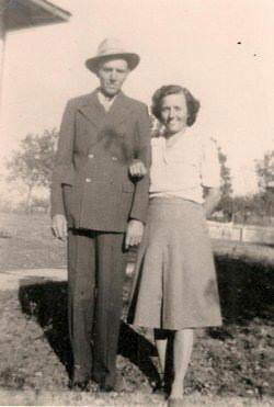 Robert & Annie Chapman