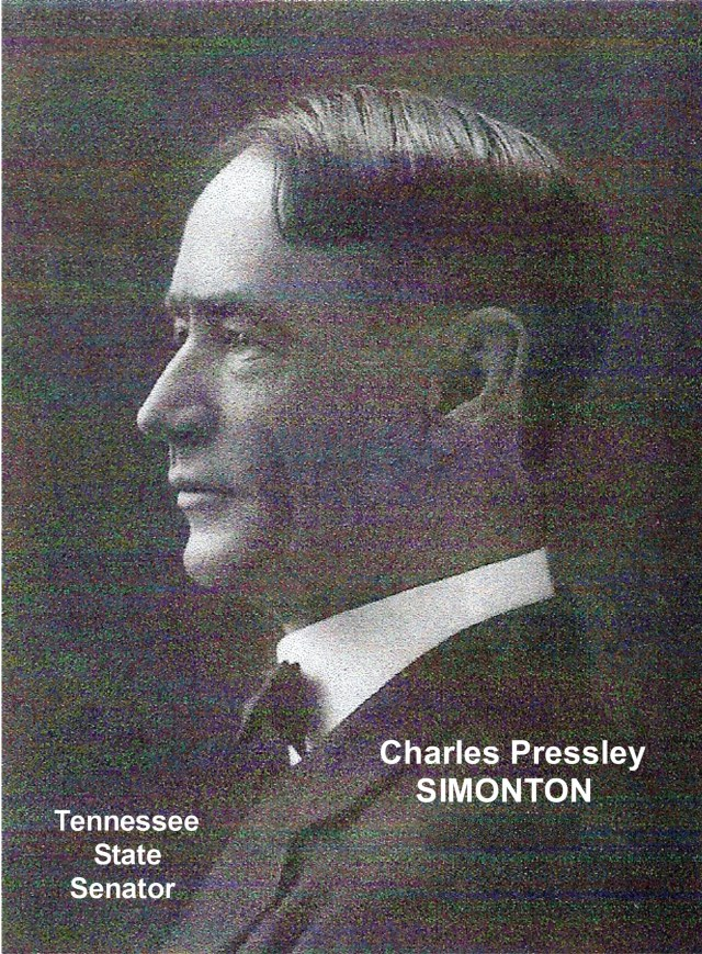 Charles Pressley Simonton