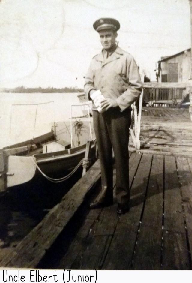 Uncle Elbert Royal Nichols Jr