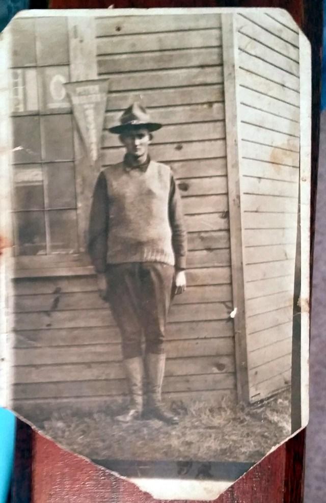 Uncle Walter Piercy
