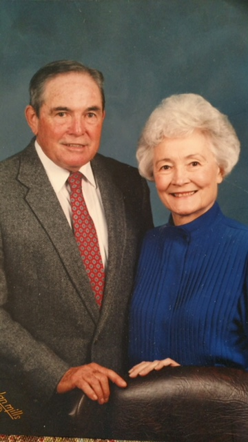 Walter Piercy and Dorothy Zelle Moore Nichols