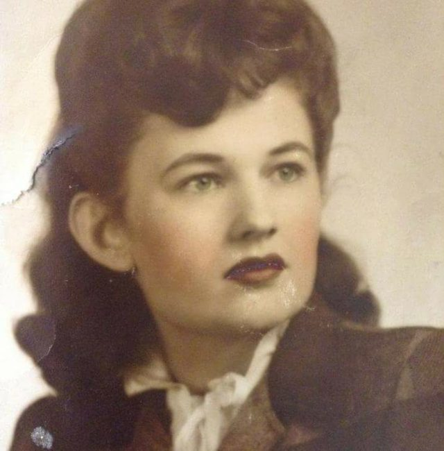 Aunt Ladye Frances Heath Nichols