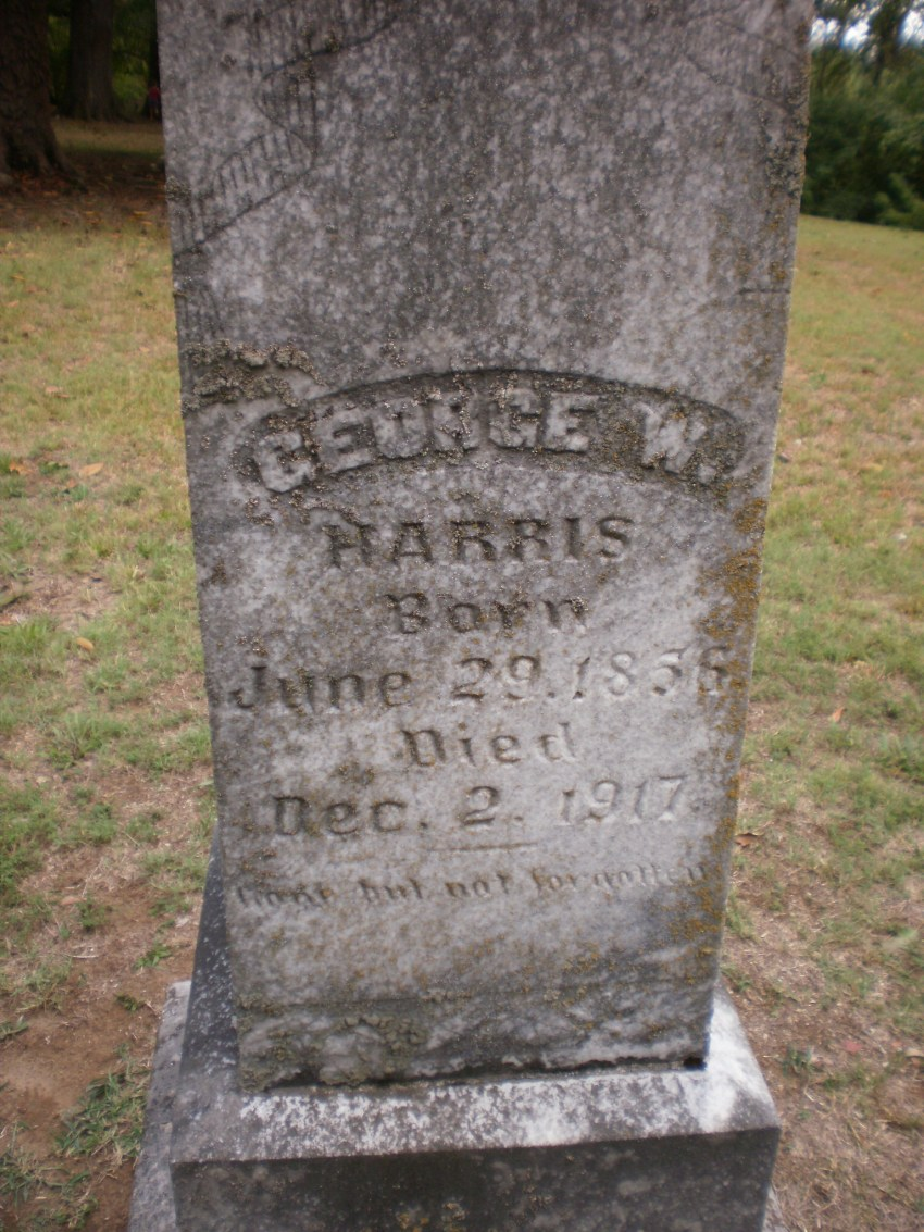 George W Harris