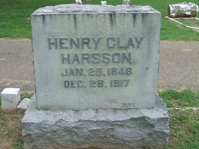 Henry Clay Harsson