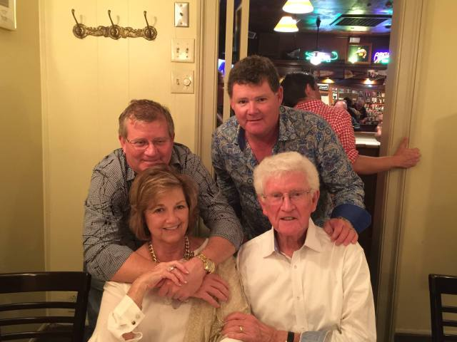 Nancy & Norris' 60th Anniversary