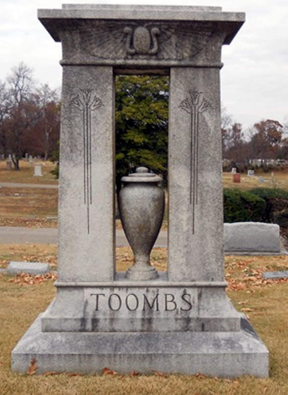 Toombs Memorial