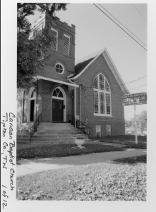 Canaan Baptist Church
