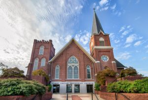 Covington First United Methodist Church