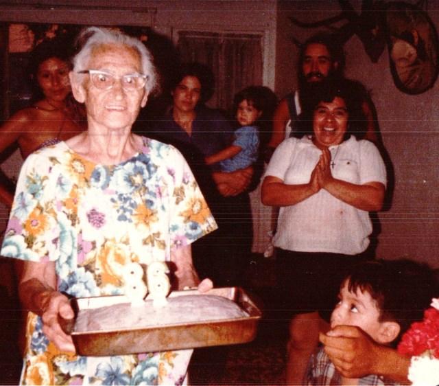 Myrtle Belle Rose Blankenship 86th Birthday
