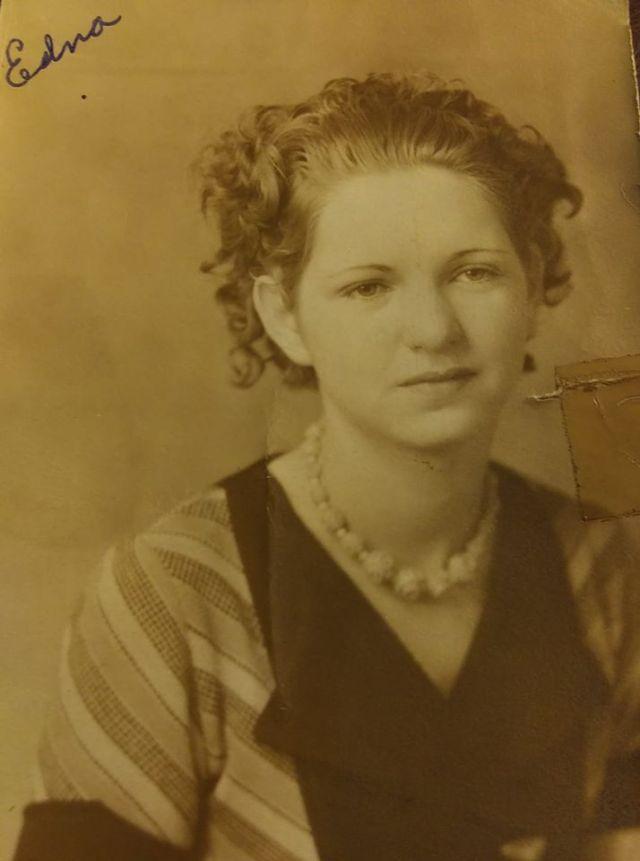 Edna Earl Faulk Griffin