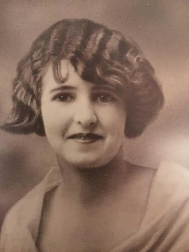 Mabel Gertrude Faulk Skinner