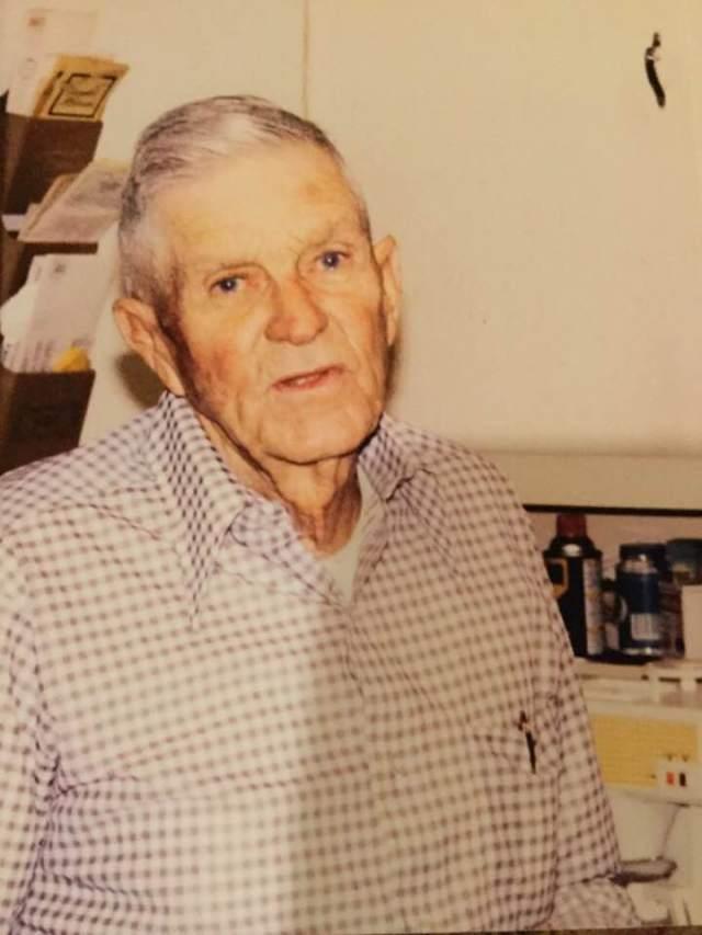 Roy Edward Faulk Sr b. 20 Apr 1902 d. 20 Jun 1986