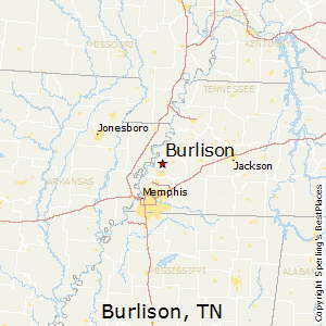 Town of Burlison Tennessee