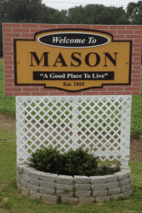Town of Mason Tennessee
